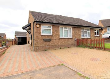 Thumbnail 2 bed semi-detached bungalow for sale in Browning Drive, Hitchin, Hertfordshire