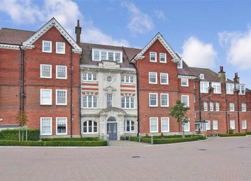 Thumbnail 2 bed flat for sale in Eversley Park, Folkestone, Kent