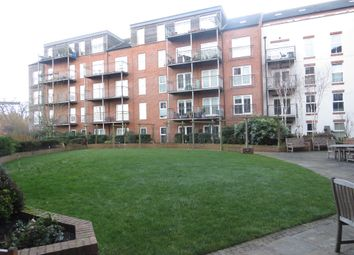 Thumbnail 2 bed flat for sale in Welland Place, St Mary's Road, Market Harborough
