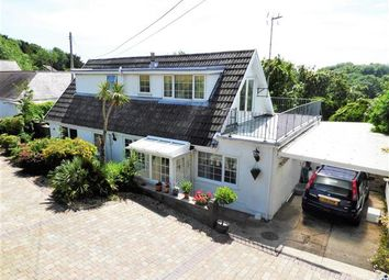 Thumbnail 3 bed detached house for sale in Pennard Road, Bishopston, Swansea