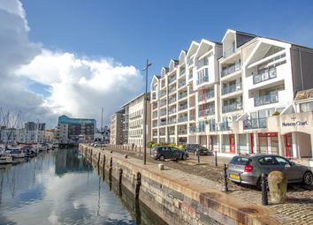 Thumbnail 2 bedroom flat for sale in Beaufort House, Mariners Court, Plymouth
