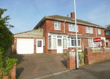 Thumbnail 3 bed semi-detached house for sale in Quarry Road, Hereford