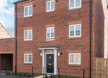 "Thumbnail 4 bedroom detached house for sale in ""The Dorchester"" at Hartburn, Morpeth"