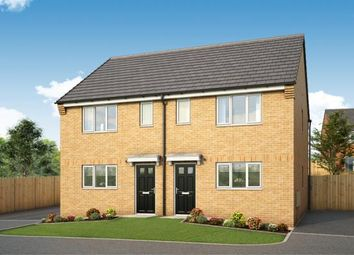 "Thumbnail 3 bed property for sale in ""The Hexham At Zest, Leeds"" at Cartmell Drive, Leeds"