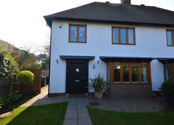 Thumbnail 3 bed semi-detached house for sale in New Dover Road, Canterbury