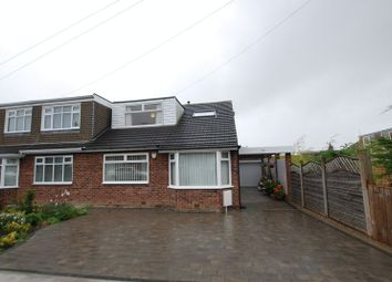 Thumbnail 3 bed bungalow for sale in Chantry Drive, Wideopen, Newcastle Upon Tyne