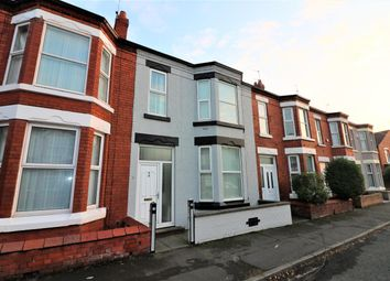 Thumbnail 3 bed terraced house to rent in Ailsa Road, Wallasey, Wirral