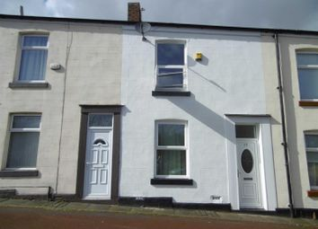 Thumbnail 3 bed terraced house to rent in Halton Street, The Haulgh, Bolton