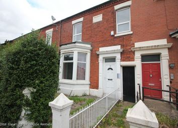 Thumbnail 6 bed shared accommodation to rent in Brackenbury Rd, Preston