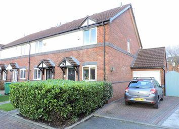 Thumbnail 3 bed end terrace house for sale in Hanlith Mews, Burnage, Manchester