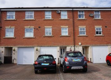 Thumbnail 3 bed town house for sale in Badgers Way, Weston-Super-Mare