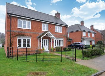 Thumbnail 4 bed detached house for sale in Mortons Lane, Upper Bucklebury