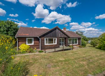 Thumbnail 3 bed detached bungalow for sale in Mount Bures, Bures