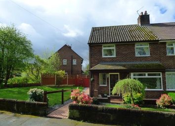 Thumbnail 2 bed semi-detached house for sale in New King Street, Audley, Staffordshire