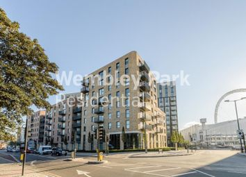 Thumbnail 2 bed flat to rent in Engineers Way, Wembley