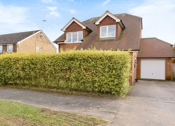 Thumbnail 3 bed detached house for sale in Roman Road, Basingstoke