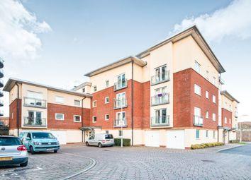 Thumbnail 2 bed flat to rent in Winterthur Way, Basingstoke, Hants