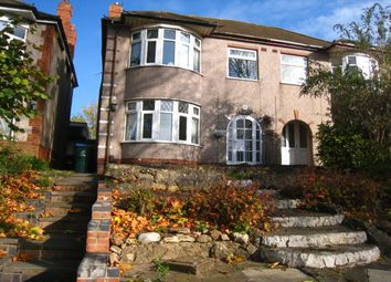 3 bed semi-detached house for sale in Holyhead Road, Coundon, Coventry CV5