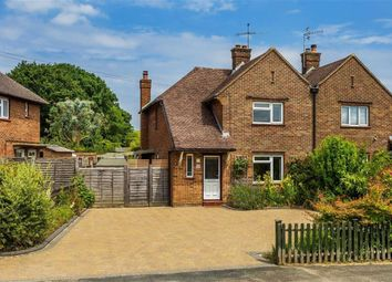 Thumbnail 3 bed semi-detached house for sale in Chestnut Copse, Hurst Green, Surrey