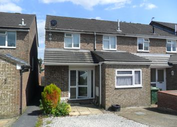 Thumbnail 3 bedroom semi-detached house for sale in Woodside Close, Bordon