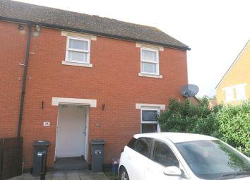 Thumbnail 1 bed flat to rent in Padbury Close, Bedfont, Feltham