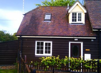Thumbnail 1 bed cottage to rent in Church Street, East Hendred