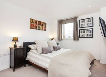 Thumbnail 2 bed flat for sale in Wharf Road, Islington