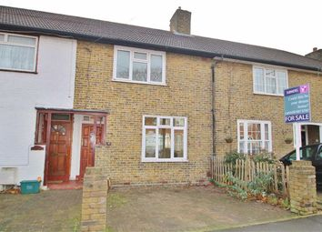 Thumbnail 2 bed terraced house to rent in Middleton Road, Morden