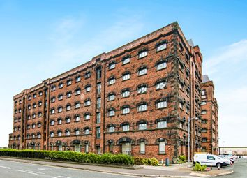 Thumbnail 2 bed flat for sale in Dock Road, Birkenhead