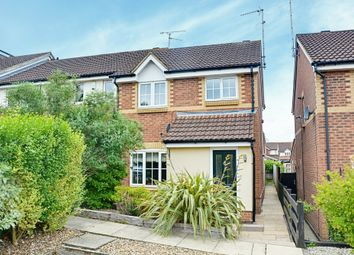 Thumbnail 3 bed end terrace house to rent in Badgers Close, Hertford