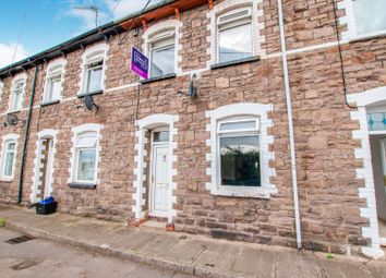 Thumbnail 2 bed terraced house for sale in Park Street, Pontypool