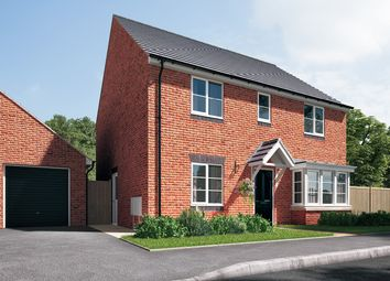 "Thumbnail 4 bed detached house for sale in ""The Pembroke"" at Station Approach, Westbury"