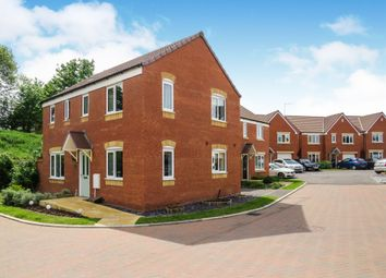Thumbnail 3 bedroom detached house for sale in Centenary Way, Raunds, Wellingborough