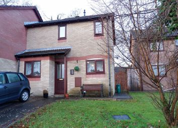 Thumbnail 2 bed semi-detached house for sale in Chandlers Reach, Llantwit Fardre, Pontypridd