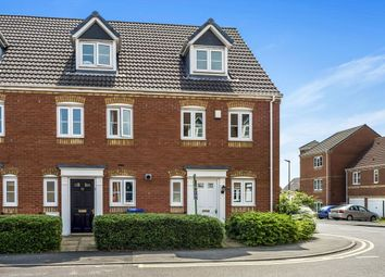Thumbnail 3 bed terraced house for sale in Sannders Crescent, Tipton