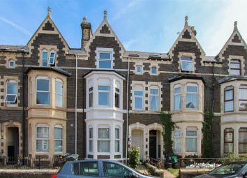 Thumbnail 2 bedroom flat for sale in 78 Claude Road, Roath, Cardiff
