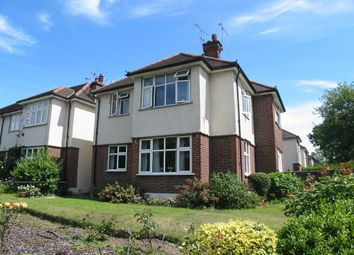 Thumbnail 3 bed maisonette to rent in Ewell Road, Surbiton