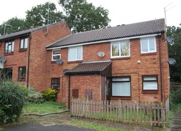 Thumbnail 1 bed terraced house to rent in Rangeworthy Close, Redditch