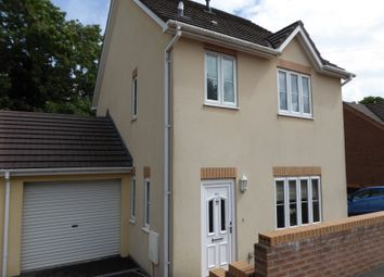 Thumbnail 3 bed detached house for sale in Cefn Glas Road, Bridgend, Bridgend.