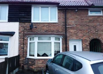 Thumbnail 2 bed terraced house to rent in Barford Road, Huyton, Liverpool