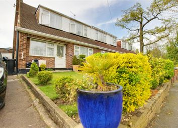 Thumbnail 3 bed semi-detached house for sale in Monks Road, Enfield