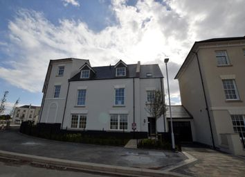 Thumbnail 2 bed flat for sale in Sherford Village, Haye Road, Plymouth, Devon