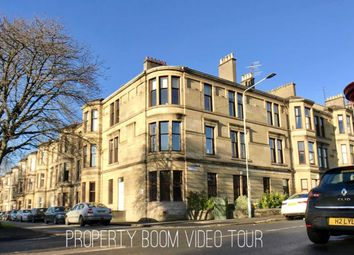 Thumbnail 4 bed flat for sale in Glasgow Road, Paisley