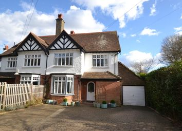Thumbnail 5 bed semi-detached house for sale in Bois Lane, Amersham