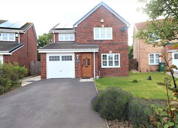 Thumbnail 3 bed detached house for sale in Babbage Gardens, Stockton-On-Tees