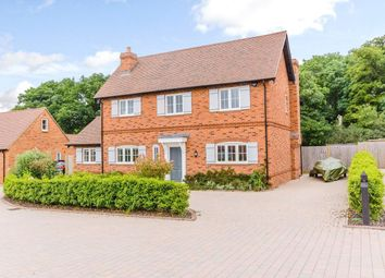 Thumbnail 4 bed detached house to rent in Home Farm, Honey Lane, Hurley, Maidenhead