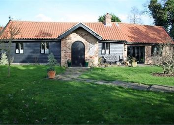 Thumbnail 5 bedroom barn conversion for sale in Meadow Lane, North Lopham, Diss, Norfolk