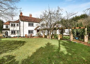 Thumbnail 7 bed detached house for sale in Reading Road, Yateley, Hampshire