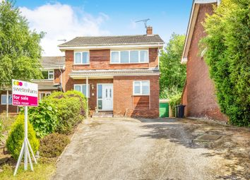 Thumbnail 4 bed detached house for sale in Orchard Way, Kelsall, Tarporley
