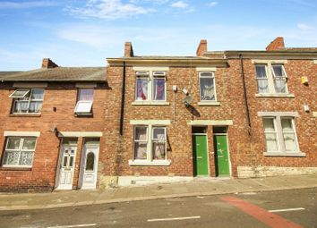 Thumbnail 2 bed flat for sale in Canning Street, Benwell, Newcastle Upon Tyne